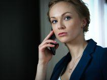 Okazja nadarza się szybko – Marcin i Sylwia wybierają się na spotkanie z szefową Ewy – dyrektorką eleganckiego hotelu  (fot. TVP)