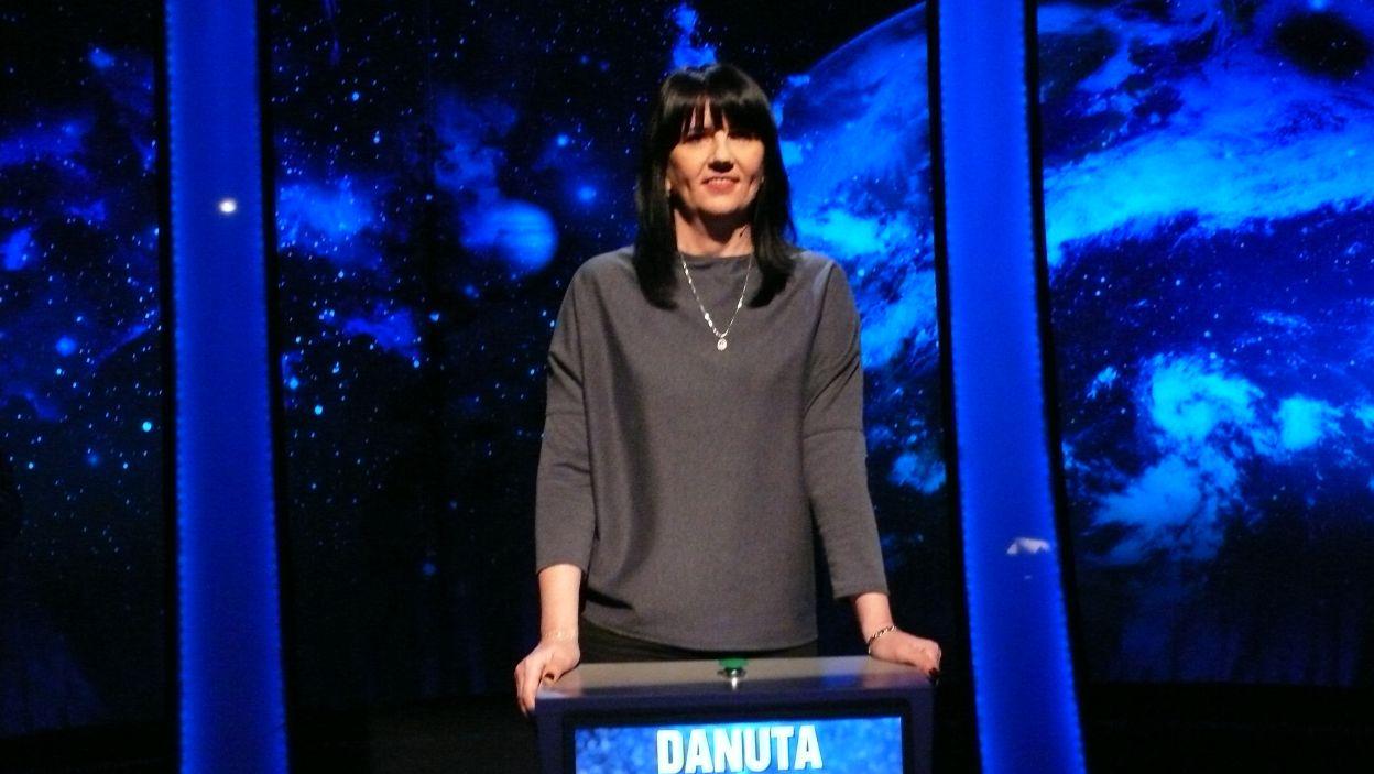 Danuta Szóstak - zwyciężczyni 10 odcinka 99 edycji