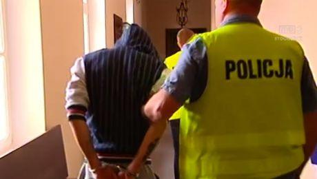 Podejrzany o podpalenia aut w Chełmnie, w rękach policji