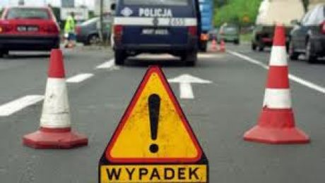 Śmiertelny wypadek pod Barczewem. Nie żyje motocyklista.