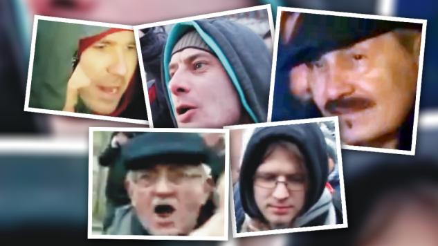 Policja poszukuje osób w sprawie z 16 grudnia (fot. policja.waw.pl)
