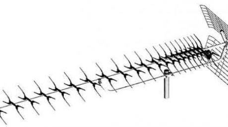 przykład - antena kierunkowa