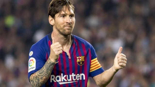 Trudne zadanie Barcelony? Bez Messiego też można