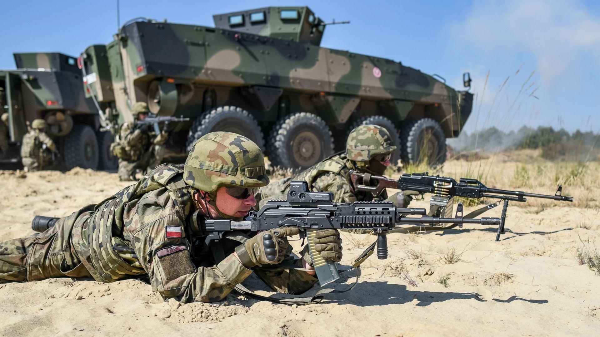 Siły Zbrojne RP – Służymy Niepodległej