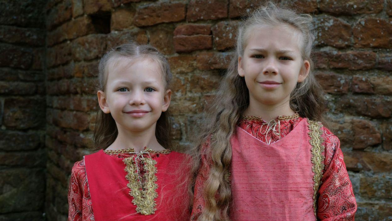 Po siedmiu latach Kazimierz i Anna są rodzicami dwóch córek: Elżbietki i Kundzi (fot. Marcin Makowski/TVP)
