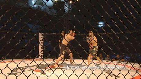 Wieczór z MMA. To pierwsza taka impreza w Olsztynie