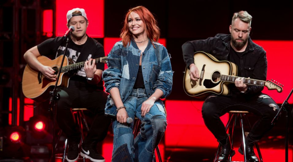 I dali czadu na scenie (fot. TVP)