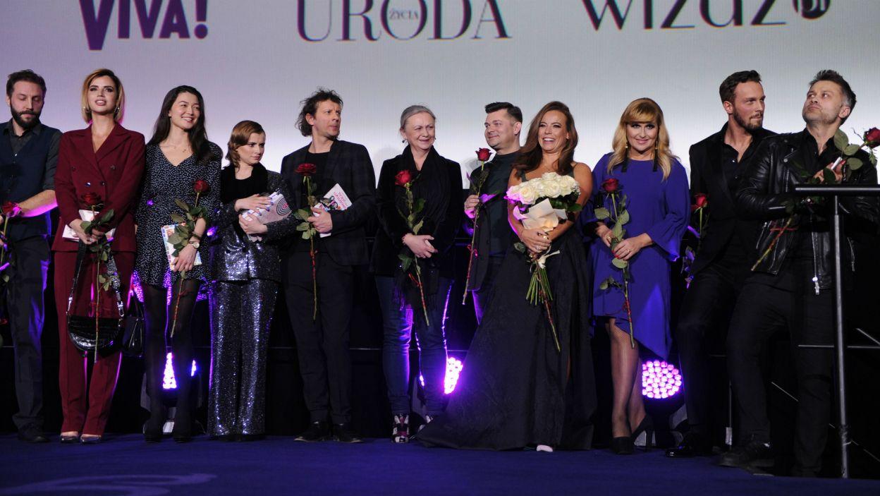 Na premierze pojawił się tłum gwiazd (fot. N. Młudzik/TVP)