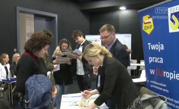 Międzynarodowe Targi Pracy w Toruniu