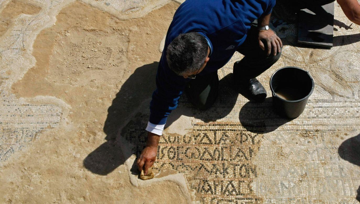 Archeolog odkrył cały system korupcyjny (fot. David Silverman/Getty Images)
