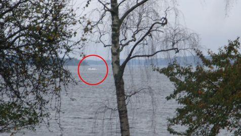 Szwedzi szukają uszkodzonego okrętu (fot.EPA/MARKO SAAVALA )