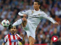 Hojny Ronaldo. Rozdaje asysty na prawo i lewo