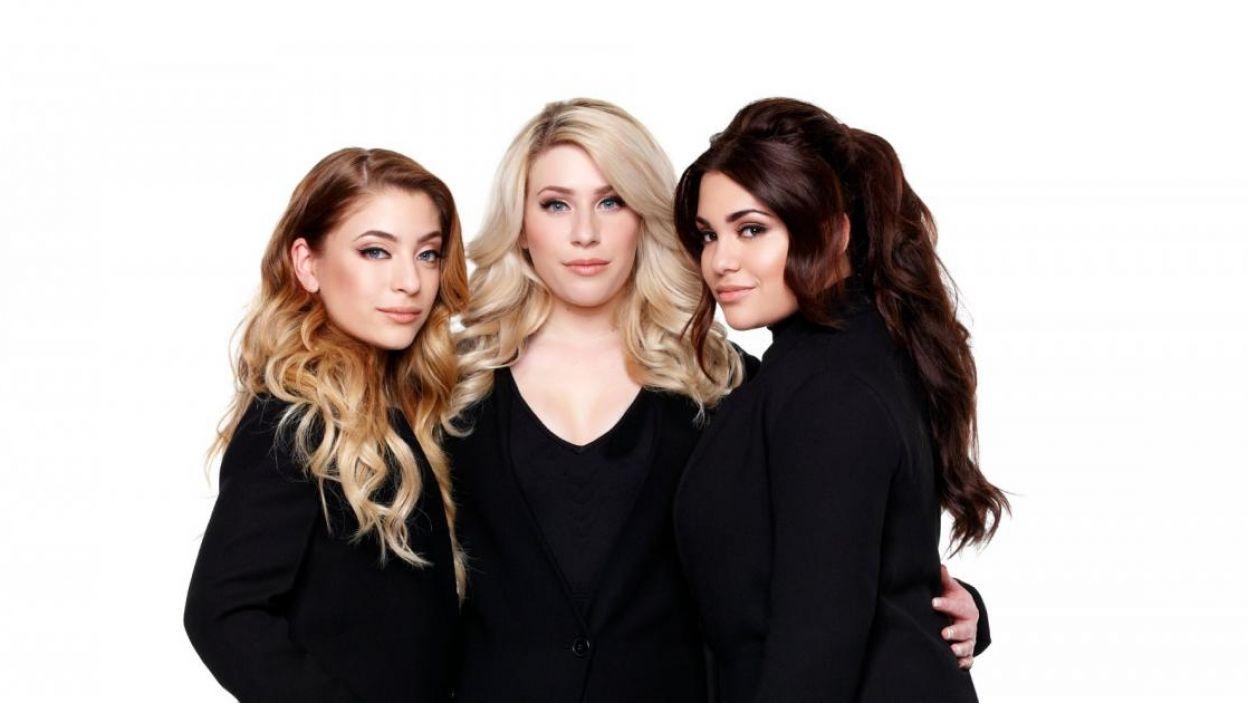 """OG3NE, Holandia, trzy siostry wykonają na Eurowizji utwór """"Lights and Shadows"""" (fot. Eurovision.tv)"""
