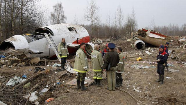 Gosiewska: ekshumacje są bolesne, ale potrzebne dla ustalenia prawdy