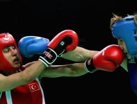Michalczuk kwalifikacje wywalczyła w Qinhuangdao (fot. Getty Images)