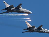 """Bojowy alarm na Krymie. Rosyjska armia ćwiczy """"zmasowane uderzenie powietrzne"""""""