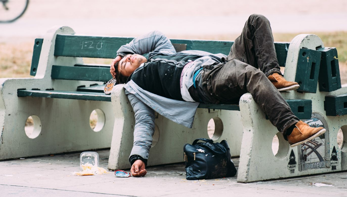 Wkrótce liczba bezdomnych w Niemczech przekroczy milion (fot. Pexels)