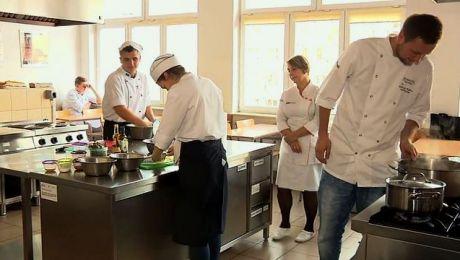 Rywalizacja w kuchni okazją do promowania lokalnych smaków