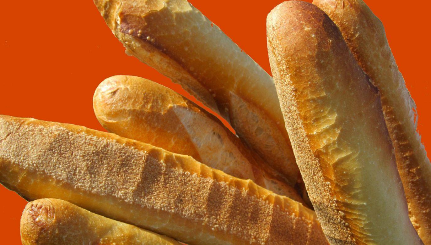 Francuscy piekarze chcą, żeby bagietka trafiła na listę UNESCO (fot. pixabay.com/heiteu)