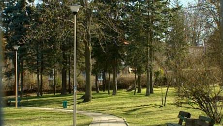 Park przy ul. Partyzantów doczekał się rewitalizacji