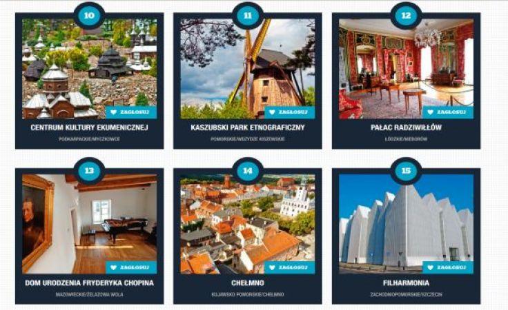 Chełmno jest wśród 16 nominowanych miejsc