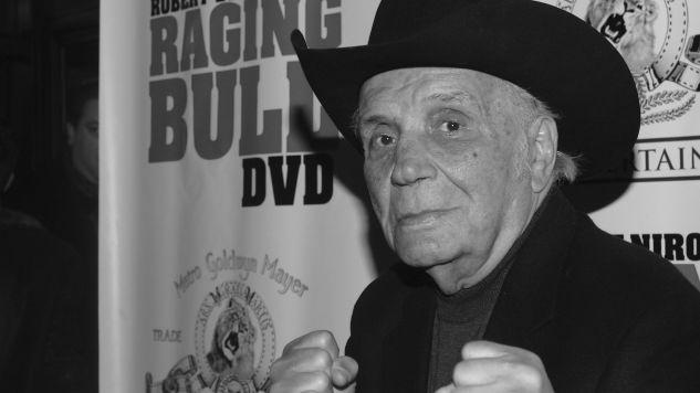 Dwukrotny mistrz świata wagi średniej zmarł w Miami w wieku 95 lat (fot. Peter Kramer / Staff)