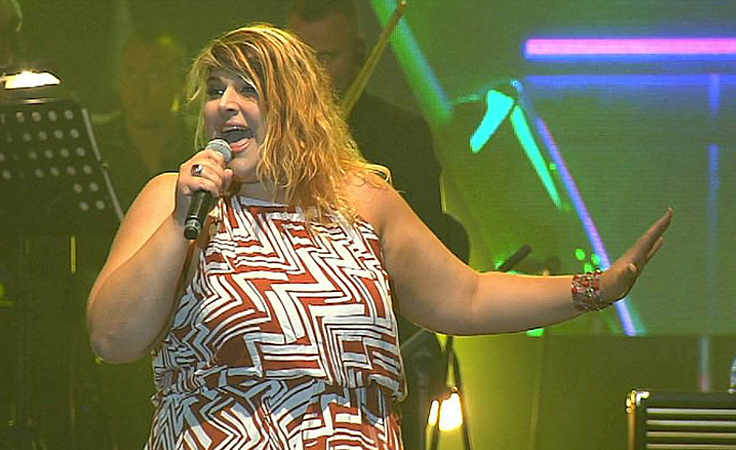 Eleonora Vecchio z Grand Prix Festiwalu Carpathia