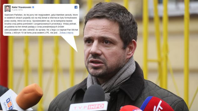 (fot. PAP/Paweł Supernak/fb/Rafał Trzaskowski)