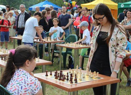 VII Piknik Rodzinny w Rymanowie-Zdroju