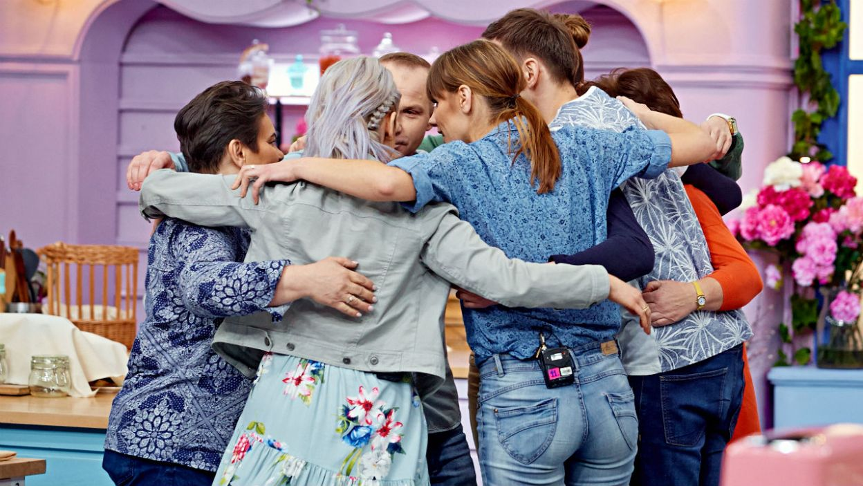 Uczestnicy mocno się ze sobą zżyli (fot. TVP)