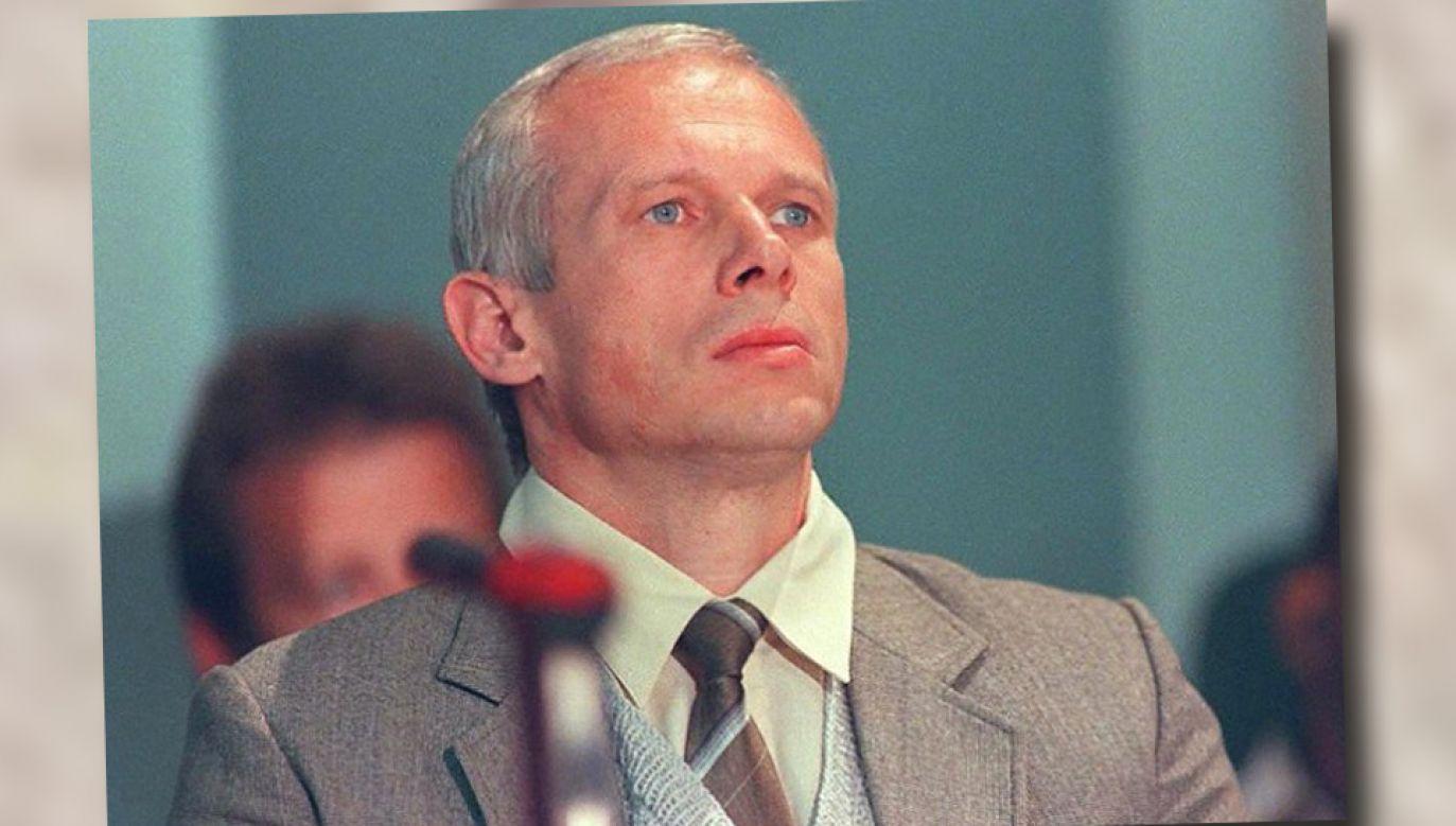 Janusz Waluś został skazany na karę śmierci, którą zamieniono później na dożywocie (fot. TT)