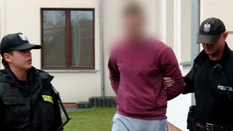 Do sądu skierowano wniosek o tymczasowe aresztowanie ojca dziecka