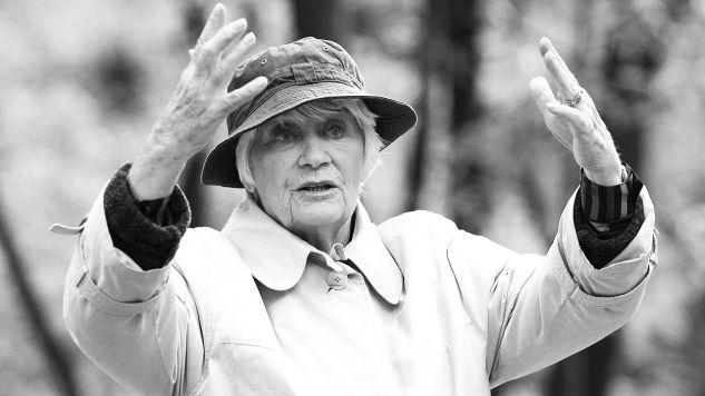 Znakomita polska aktorka zmarła w wieku 94 lat (fot. PAP/Stach Leszczyński)