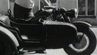 Kaśka, bimber i motocykl