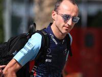 Kubica poczeka dłużej. Williams opuści testy