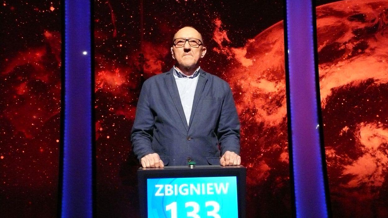 Zbigniew Filipiak - zwycięzca 19 odcinka 103 edycji