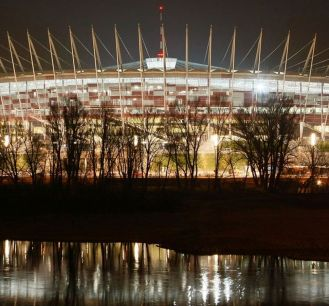 Stadion Narodowy powstał w miejsce dawnego Stadionu X-lecia (fot. Getty Images)