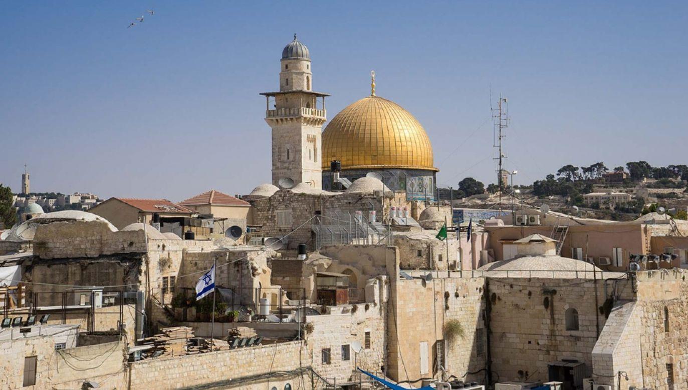 Liban chce nałożenia sankcji na USA , by uniemożliwić przeniesienie ambasady do Jerozolimy (fot. pixabay.com/judithscharnowski)