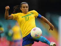 Marta błyszczała na boisku (fot. Getty Images)