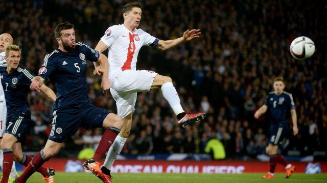 Szkocja – Polska 2:2. Remis uratowany w ostatnich sekundach
