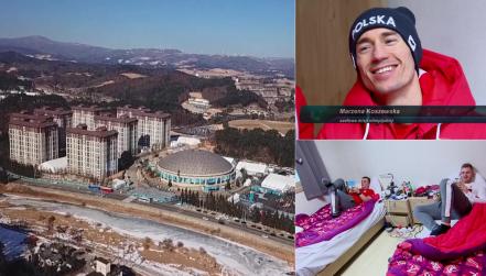 Jak mieszkają polscy sportowcy? Zapraszamy na wycieczkę!