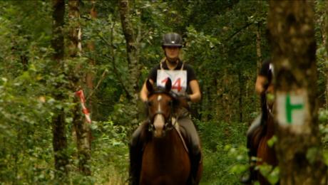Ponad 30 koni z całego kraju i 80 km. Pierwszy lubuski rajd