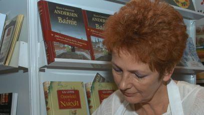 Spotkanie z pisarką Małgorzatą Strzałkowską