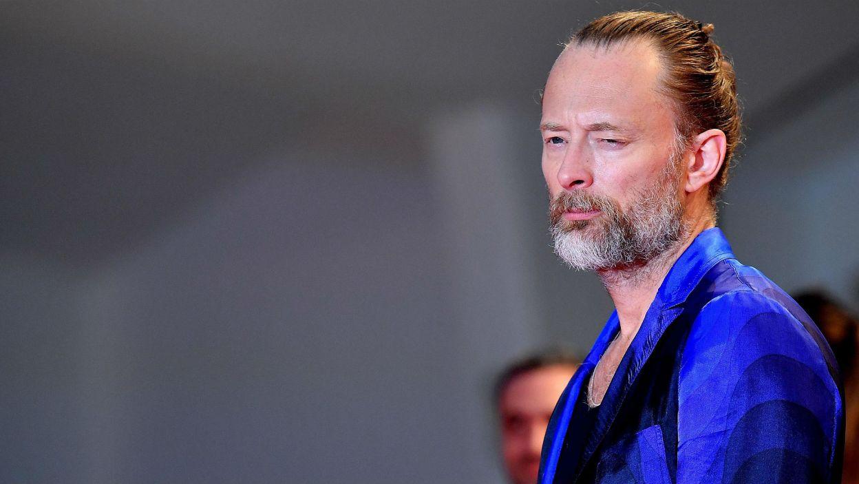 Thom Yorke (EPA/CLAUDIO ONORATI)