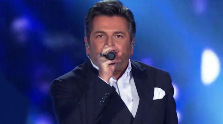 "Thomas Anders – ""Geronimo's Cadillac"""