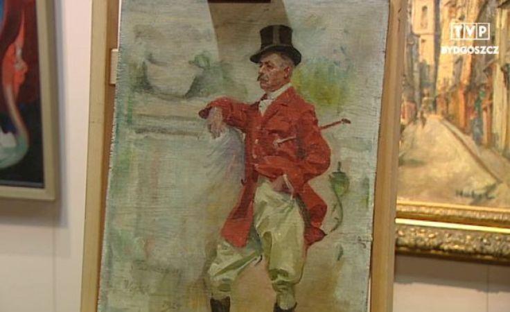 Skradziony autoportret Kossaka wraca do muzeum