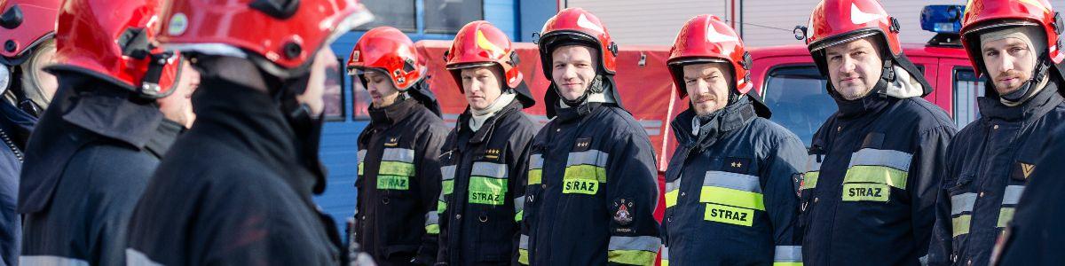 Nabór na strażaka