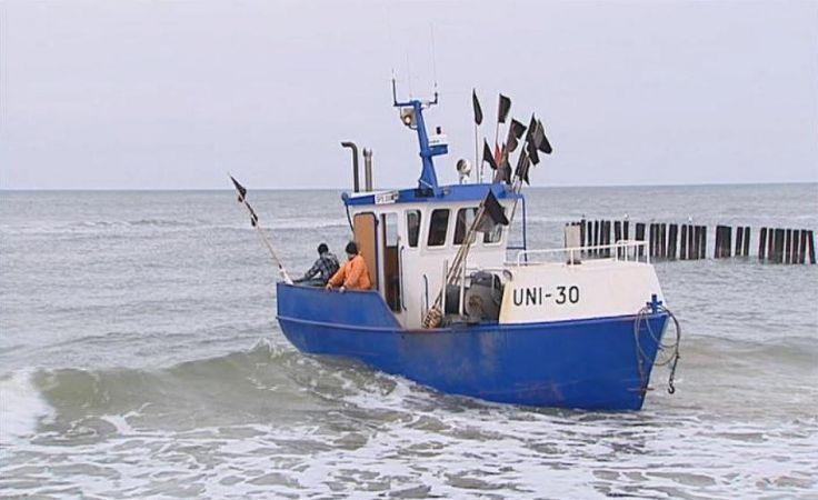 Konflikt rybaków z ministerstwem