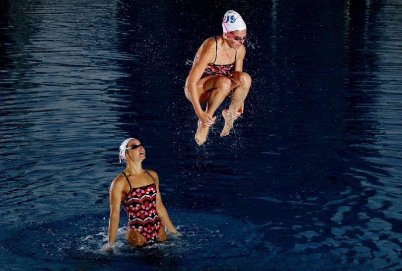 Australijki trenują przed igrzyskami (fot. Getty Images)