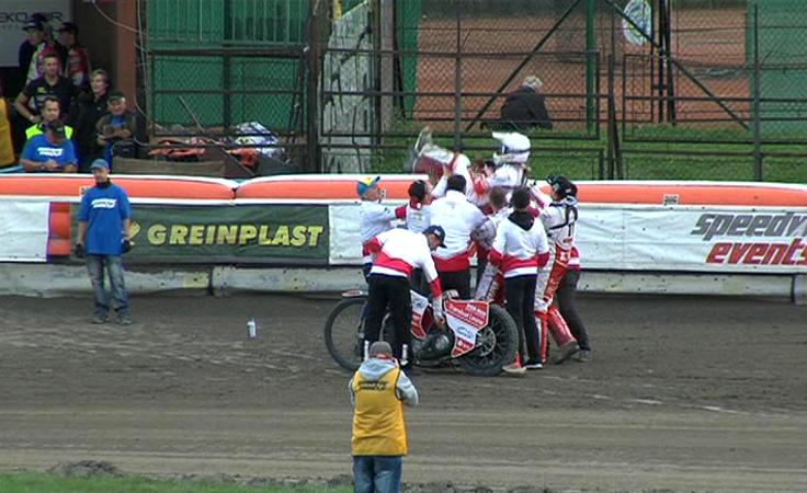 Polscy juniorzy Drużynowymi Mistrzami Europy
